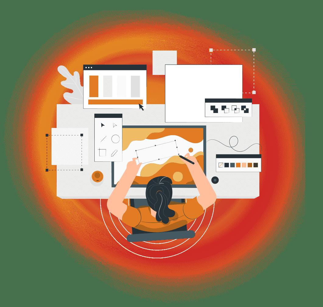 Spyrath Dev - Design Illustration